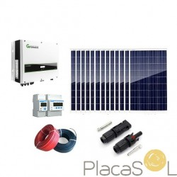 Kit Solar Conexión Red...